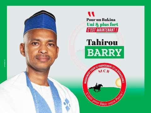 Tahirou BARRY