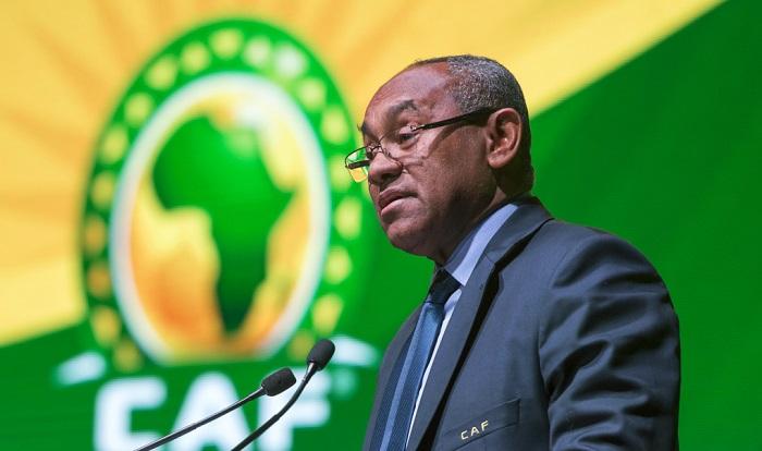 Football: Le président de la CAF suspendu pour cinq ans