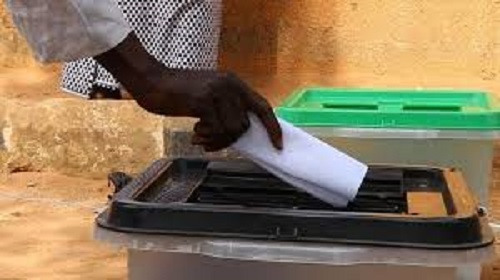Les premiers résultats — Niger / Présidentielle