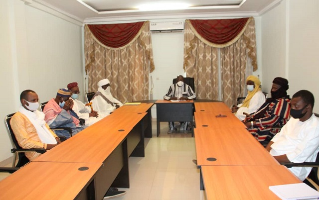Burkina : « Chacun est porteur d'une responsabilité pour cette  réconciliation nationale », encourage l'émir Ousmane Amirou Dicko -  leFaso.net