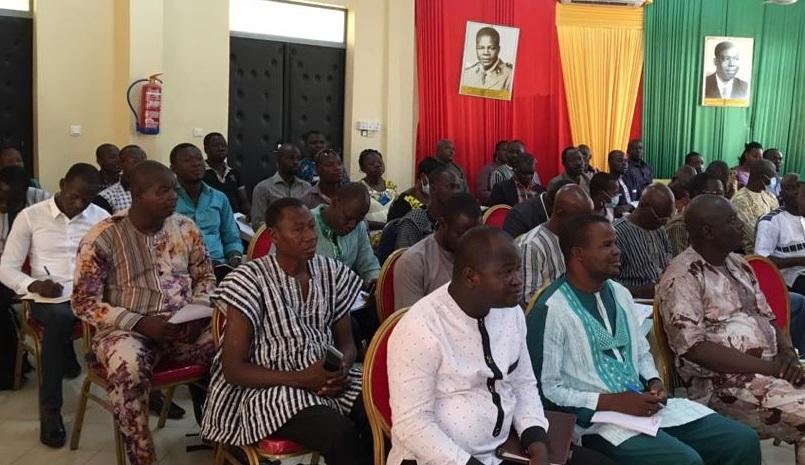 Municipalités du Burkina: Des acteurs de la chaîne de dépense se penchent sur leurs difficultés