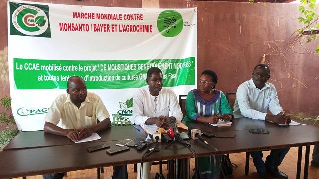 Agrochimie : Le « Collectif citoyen pour l'agroécologie » tire la sonnette d'alarme sur les dangers