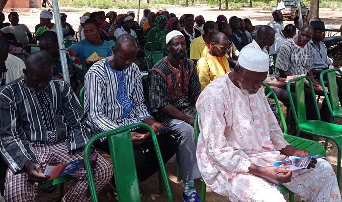 Commune de Koubri : L'ONG « Hydraulique sans frontière » lance un projet « Eau et assainissement »