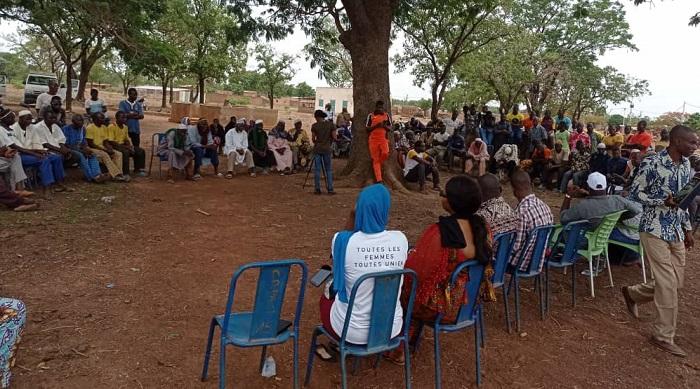 Barrage de Samendéni: Les populations déplacées demandent l'amélioration de leurs conditions de vie