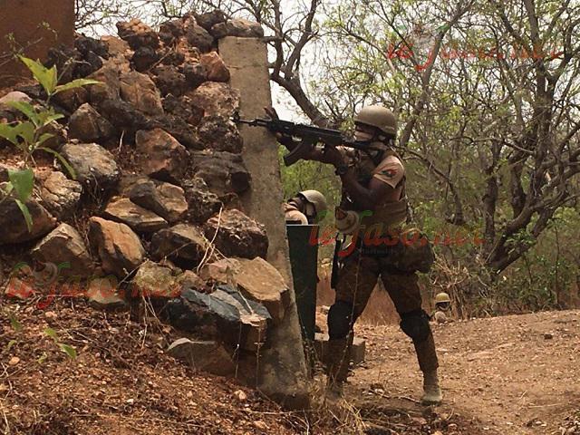 Opérations de sécurisation du territoire: Deux engins explosifs improvisés découverts à Solhan