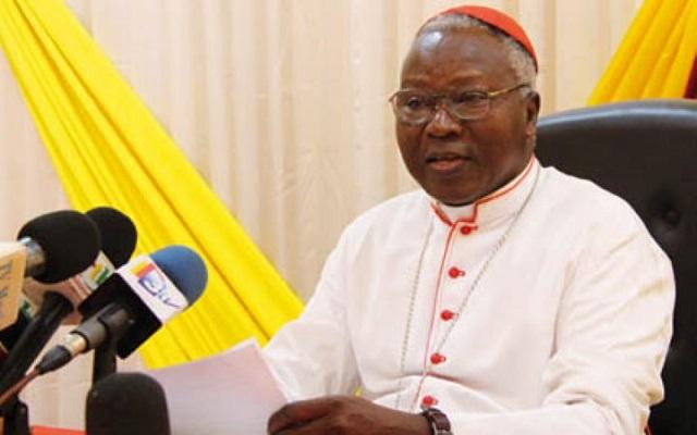 Drame de Solhan : Le Cardinal Philippe Ouédraogo invite au jeûne le vendredi 11 juin