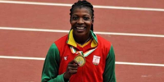L'athlète burkinabè Marthe Koala décroche la médaille d'or à Marseille