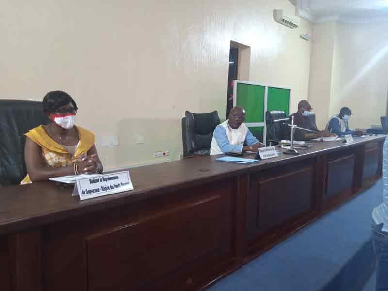Eau et Assainissement : Les acteurs du domaine s'approprient le contrat d'objectifs du ministre