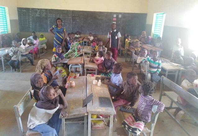 Andemtenga (province du Kouritenga): Plus de 1100 élèves abandonnent l'école au profit de l'or