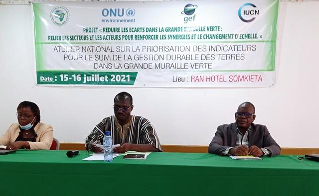 Lutte contre la dégradation des terres au Sahel et au Sahara : La Grande muraille verte réfléchit