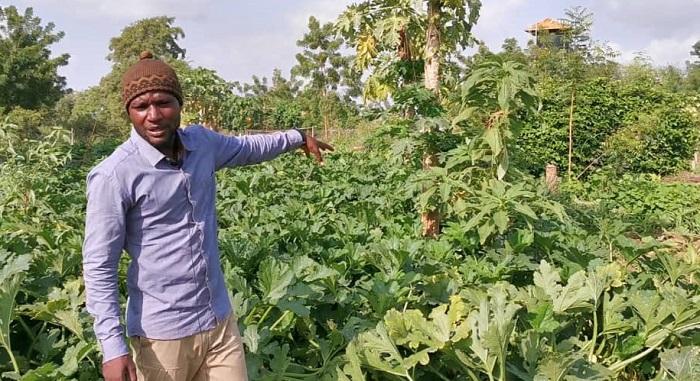 Razack Belemgnégré : Le champion de l'agroécologie qui veut révolutionner l'agriculture