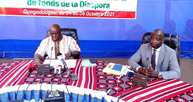 Transfert de fonds de la diaspora burkinabè: Un cadre de concertation participatif pour définir des mécanismes de facilitation des procédures