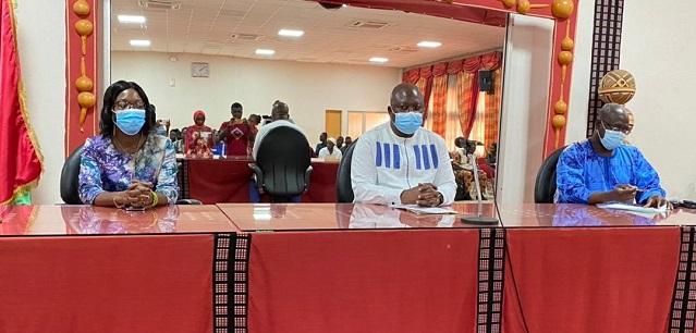 Prix de l'arrondissement le plus éco-citoyen de Ouagadougou : La 5e édition est lancée