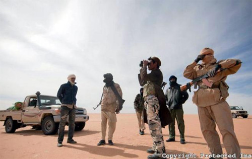Nord Mali: «le chien aboie, la caravane passe»