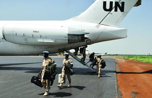 RETOUR DU BATAILLON LAAFI 3 AU BURKINA FASO: «Le Darfour, ça se vit, ça ne se raconte pas», dixit le commandant Christophe Kambiré