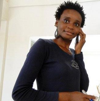 Tribune de la femme: Nadège Bittou, réalisatrice congolaise,  «Donnez les moyens aux femmes, elles s'exprimeront»