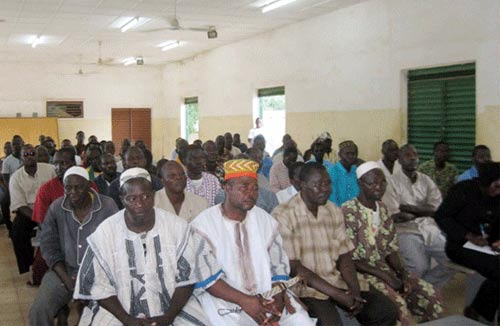 Commerçants de Ouagadougou: Quand politique s'en mêle, on s'emmerde