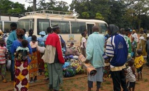 Crise à Tonkar (Gaoua): Enfin, les populations déplacées sont de retour «à la maison»