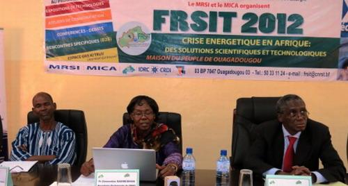 FRSIT 2012: La problématique de l'énergie au cœur du 10e forum