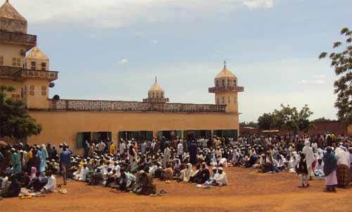 Gourcy: La grande mosquée ouvre à nouveau ses portes, après 7 ans