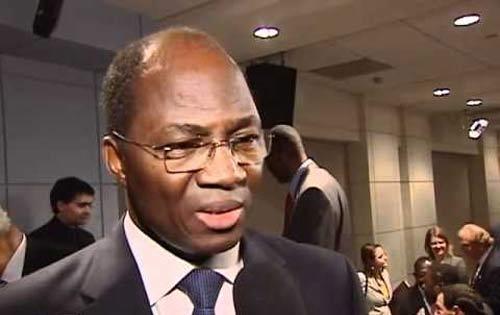 Djibrill Bassolé confirme la démission de l'ambassadeur Joseph Paré