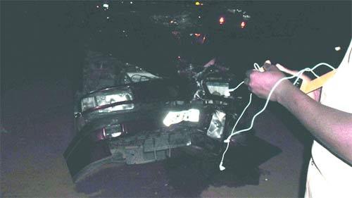 Accident de la circulation routière à Bobo: Un gendarme trouve la mort sur l'avenue du gouverneur Louveau
