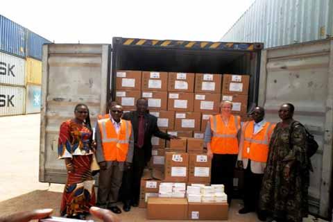 Lutte anti-palu chez les enfants et  femmes enceintes: l'USAID au secours du  Programme national du Burkina