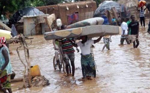 Un demi million de personnes sinistrées au Niger suite aux pires inondations depuis plus de 80 ans