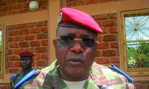 Honoré Nabéré Traoré promet une caserne moderne à Dédougou d'ici fin 2012