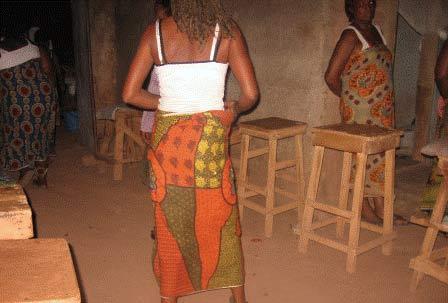 Vision Express sur…: «Les prostituées appelées brigade d'intervention rapide»