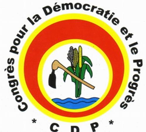 Élections législatives du 02 décembre 2012: La liste complète des candidats du CDP