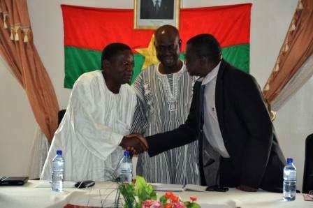 Office national d'Identification (ONI): Allassani Ouédraogo, nouveau directeur général