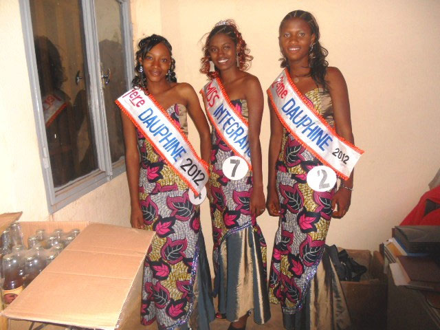 Burkina-Togo-Culture-Intégration: Thede Kombari, miss de la frontière Togo-Burkina