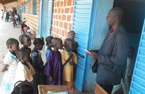 Rentrée scolaire 2012/2013 à Bobo-Dioulasso:  L'ambiance d'un premier jour