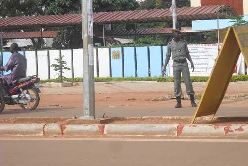 Eclairage urbain: Dur dur… de circuler la nuit à Bobo-Dioulasso!
