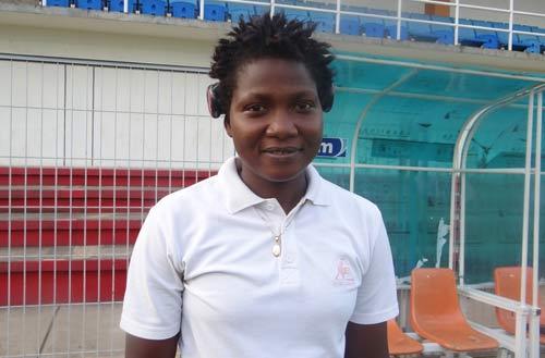 Tribune de la femme: Habibou Sana, joueuse professionnelle burkinabè / «Sous d'autres cieux, les joueuses ne sont pas vues de travers»