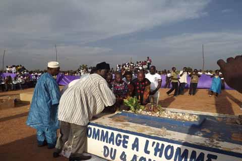 Affaire Thomas Sankara: 25 ans après, la mobilisation continue