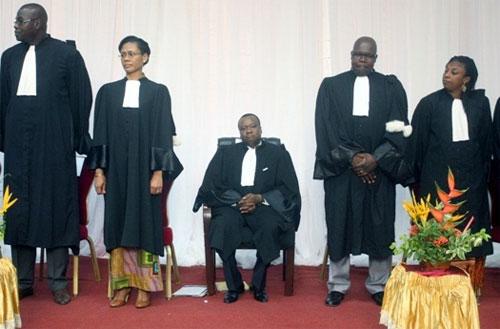 Ordre des avocats du Burkina: Le nouveau bâtonnier installé