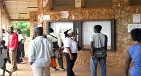Université de Ouagadougou: les étudiants soutiennent la maitrise… difficilement