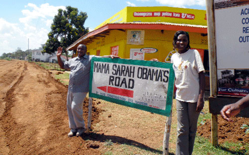 Carnet de voyage - Village de Kogelo: En attendant Obama