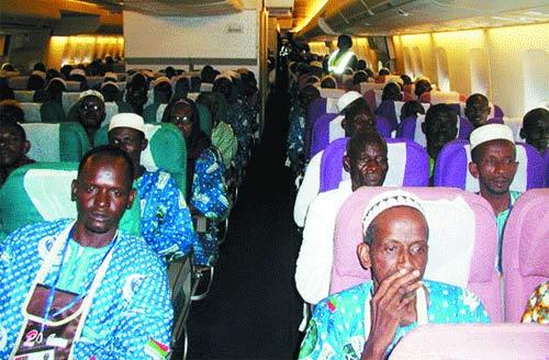 Pèlerinage 2012 à La Mecque: 956 pèlerins partis pour les lieux saints via Bobo-Dioulasso