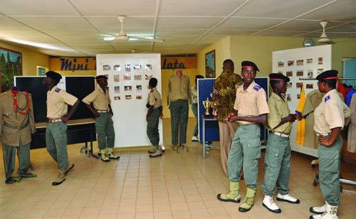 Prytanée militaire de Kadiogo: Hommage aux pionniers de la réouverture de 1992