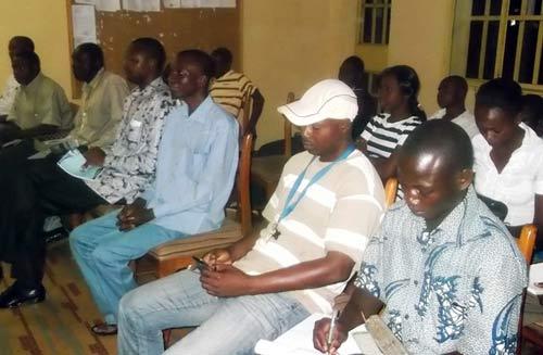 Journée nationale de la liberté de presse: En plus d'informer, les journalistes de Bobo ont donné leur sang pour sauver des vies