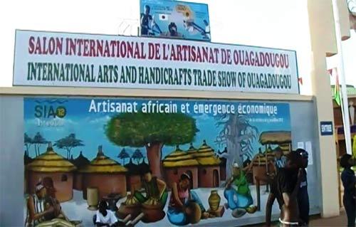 SIAO 2012: c'est parti pour une semaine d'artisanat