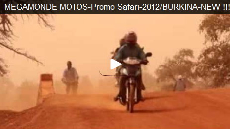 MEGAMONDE MOTOS-Promo Safari-2012