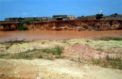 Carrières abandonnées à Ouagadougou: Des dangers pour les populations riveraines