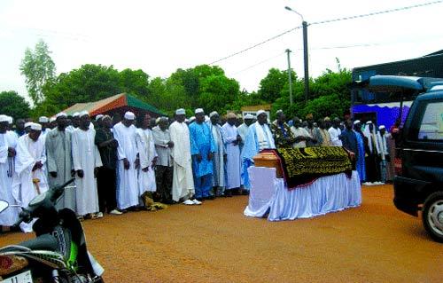 Obsèques de l'ancien ministre de l'Information, Abdoulaye Adama Touré: Un bâtisseur s'en est allé
