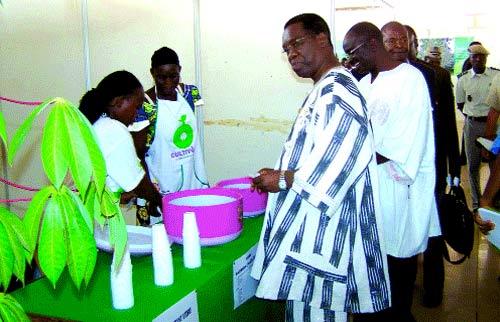 Deuxième édition du Koudou du Faso: Les transformateurs des produits locaux récompensés