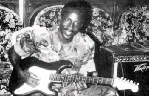 Thomas Sankara:  Un passionné de  musique
