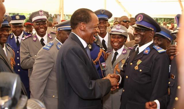 «L'Armée est un corps de la Nation», déclare Blaise COMPAORE, à la veille du 52e anniversaire des FAN